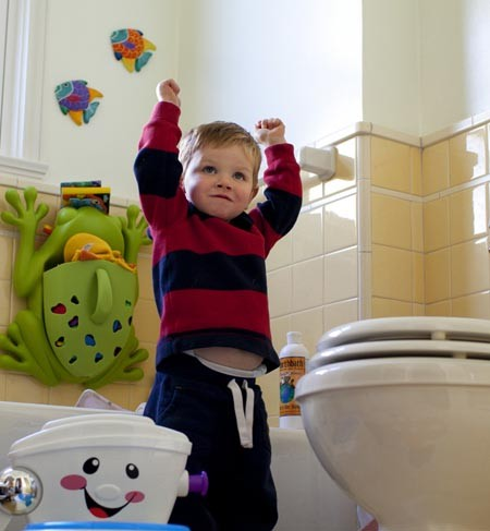 fastest way to potty train your child