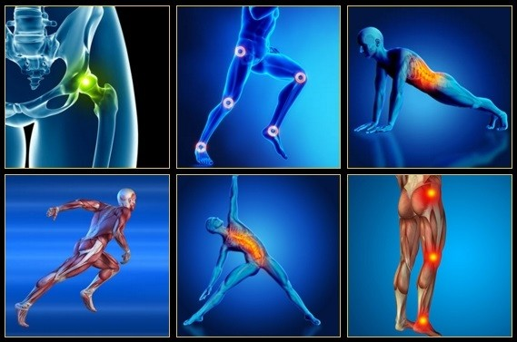 Hip Muscle Strain Symptoms