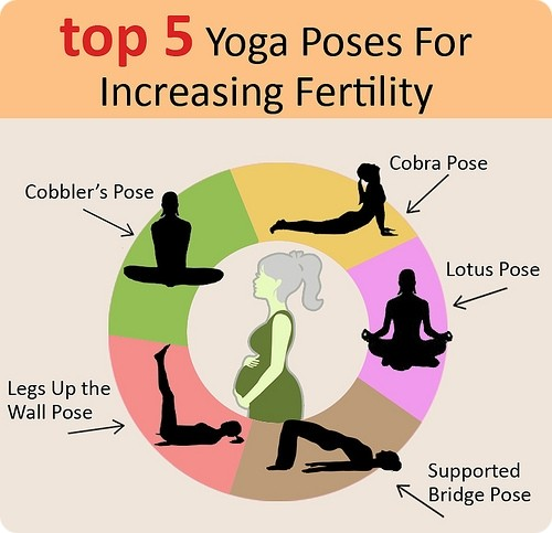 yoga to increase fertility