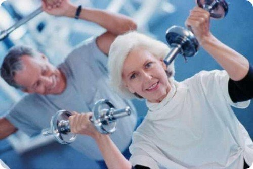 nutrition exercise for fitness and reverse aging