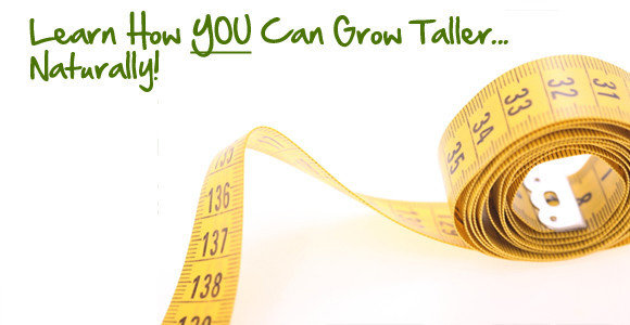grow taller naturally