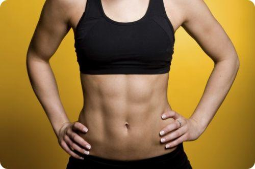 female abs workout