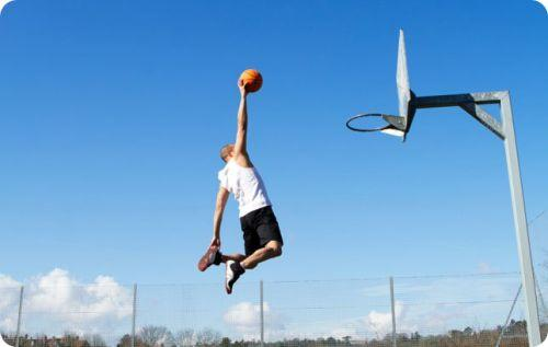 how to increase vertical jump to dunk