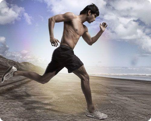 can running cause low testosterone