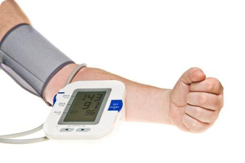 high blood pressure cure